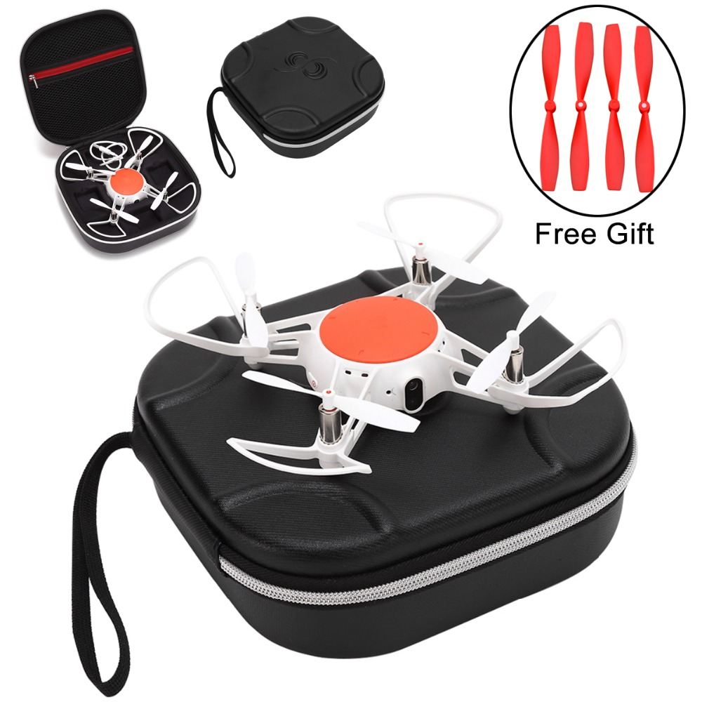 Carrying Case for XIAOMI MITU Bag Portable Handbag Storage Box Camera Drone Batteries Waterproof Case Travel Transport Protector 1pc drone spare parts portable handbag hard case carrying storage bag protector eva for gopro karma g6 gimbal stabilitzer