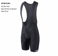 Latest High Quality Bib Shorts Classic Race Bicycle Bottom Ropa Ciclismo Bike Pants 4D Gel