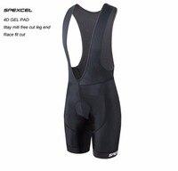 Latest High Quality Bib Shorts Classic Race Bicycle Bottom Ropa Ciclismo Bike Pants 4D Gel