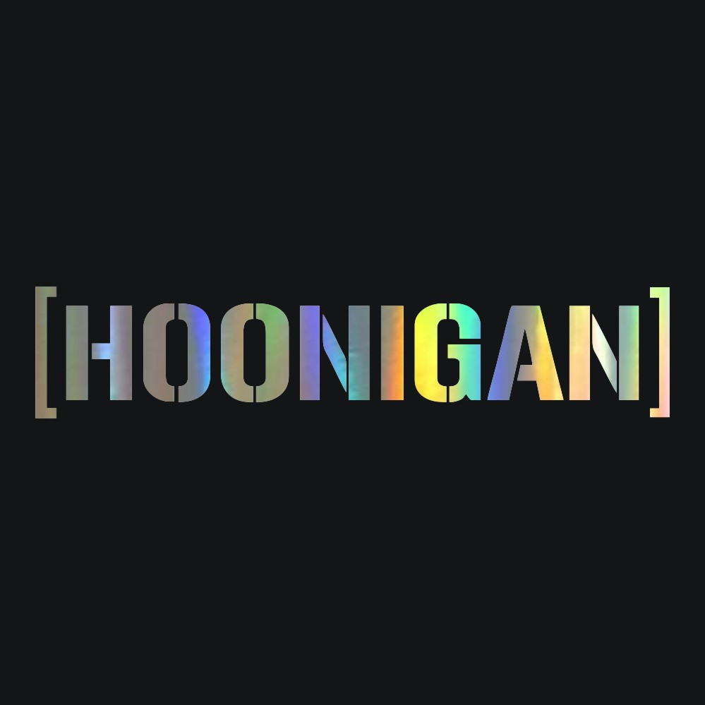 Decals Car Sticker Car-Styling-Decoration HOONIGAN Door Motorcycle Body-Window And 58--10