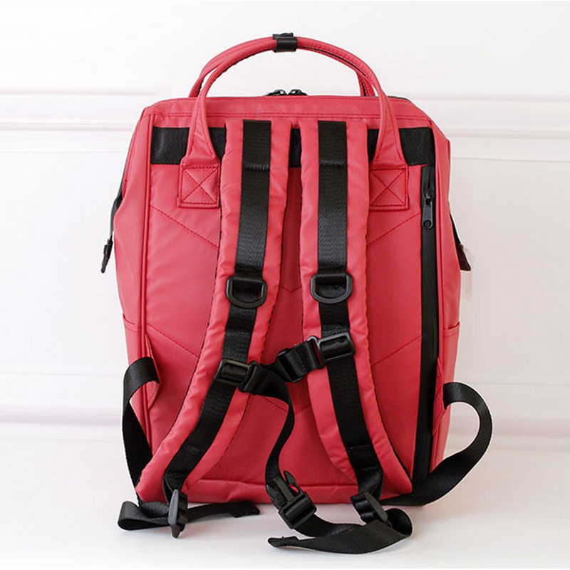 Image 2 - Новый японский водонепроницаемый рюкзак большой емкости, Мужская и  Женская Студенческая сумка для компьютераРюкзаки
