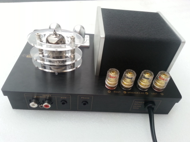 Superior quality Mini hifi stereo tube amplifier tube headphone amplifier tube power amplifier Multimedia amplifier