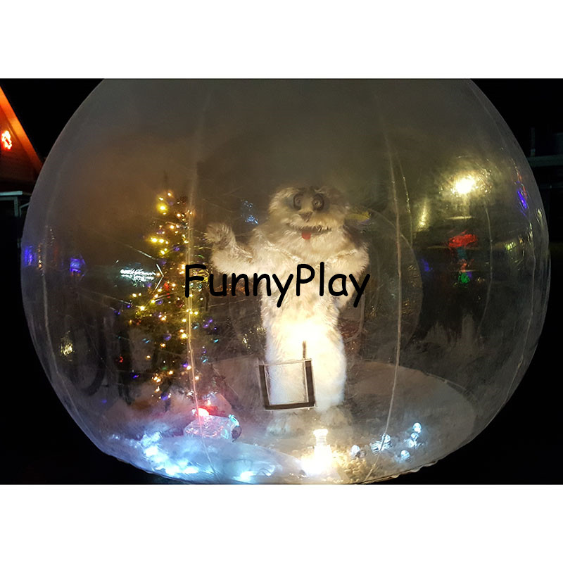 La plus nouvelle salle à bulles gonflable, tente extérieure de bulle de Camping, maison d'exposition gonflable de bulle d'événement, tente gonflable de noce