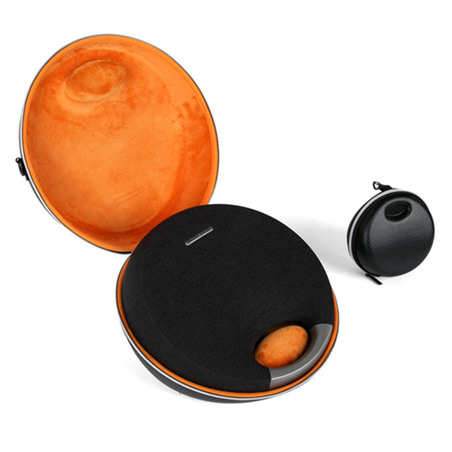 US $25 0 40% OFF|2019 New Portable EVA Hard Bag Cover Case for Harman  Kardon Onyx Studio 5 Wireless Bluetooth Speaker Extra Space for  Plug&Cables-in