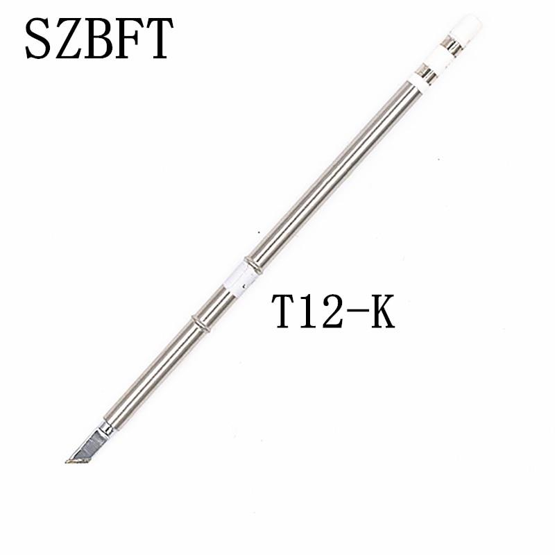 SZBFT 1 pz per saldatori Hakko T12-K saldatori elettrici punte per - Attrezzatura per saldare - Fotografia 1
