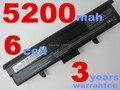 5200 mah batería del ordenador portátil para dell xps m1530 xt832 xt828 tk330 ru030 451-10528 312-0663 312-0662 312-0660