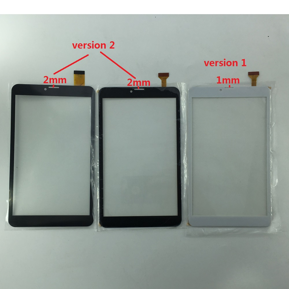 8 INCH TEXET TM-8044 8.0 3G Tablet PC Capacitive Touch Screen Digitizer Glass External Screen Sensor 2 Version