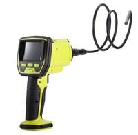 2,4 дюймов 9 мм взять фото и видео Rechargerable AV ручной эндоскопа изображения 360 градусов вращения