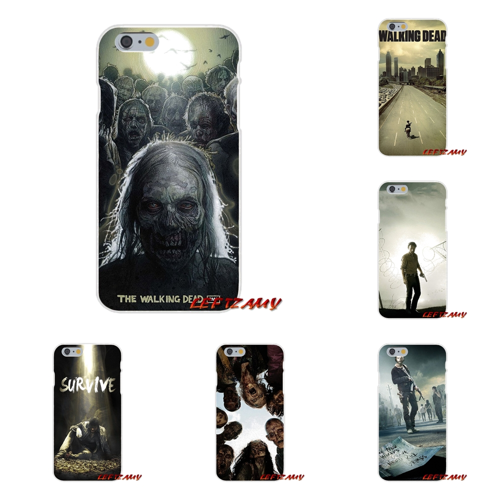coque huawei p10 the walking dead