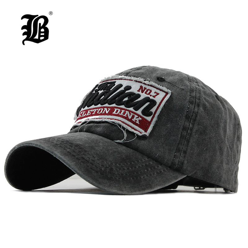 [FLB] Washed Denim Women Baseball Cap Dad Brand Bone Hats For Men Hip hop Gorras Fashion embroidery Vintage Hat Caps 2018 F113 wholesale spring cotton cap baseball cap snapback hat summer cap hip hop fitted cap hats for men women grinding multicolor