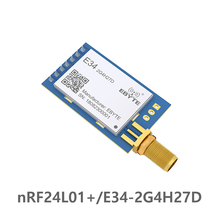 E34-2G4H27D nRF24L01 2.4G 27dBm Wireless Serial Port module Wireless Transceiver Module цены онлайн
