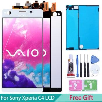 Original Display Touch Screen per Sony C4 E5303 E5306 E5333 E5343 E5353 1