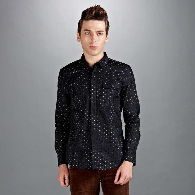 Graphic tees and button-up shirts are always in style for men. Grab T-shirts that depict your favorite icons, bands, words and more. Laidback hoodies and jackets are also having a moment. What do men wear to a club? Men should check the dress code before they get dressed for the club, but choosing slightly dressier pieces is a good rule of thumb.