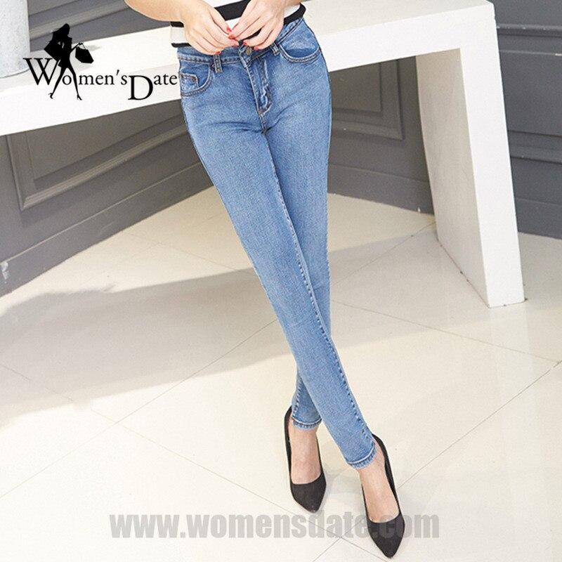 High Quality Light Blue Skinny Jeans for Girls-Buy Cheap Light ...