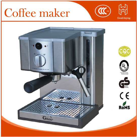 free shipping For home For office Gustino Coffee Making Machine espresso coffee maker