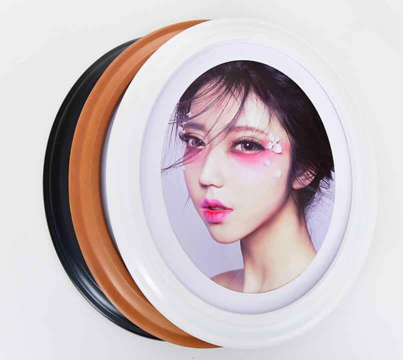 Oval Wall Hanging Photo Frame Living Room Decoration Picture Frame