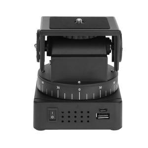 Image 2 - Supon YT 260 RF Télécommande RC Motorisé Dinclinaison de Casserole pour Caméras Téléphones Mobiles Gopro Sony avec 1/4 pouces plaque