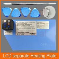 LCD Touch Screen Separator Separate Machine UV Lamp Cutting Line Rod Loca Gun Holder Solvent Bottle