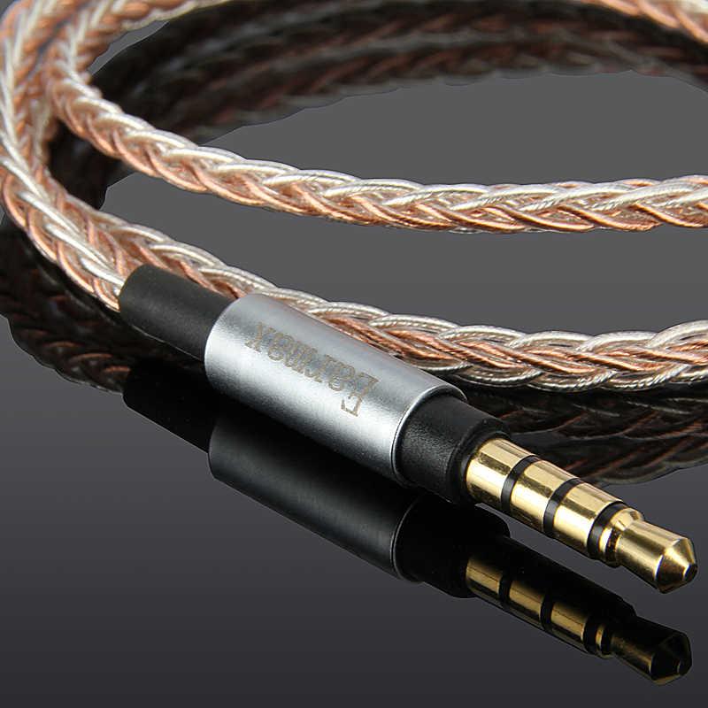 6FT 4,4 мм обновление сбалансированный аудио кабель для SONY MDR-1000X/WH-1000XM2 1000XM3 WH-H800 H900N S12B1 наушники