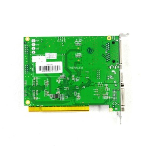 Image 2 - Linsn TS802 متزامن كامل اللون إرسال بطاقة ، LED تحكم الفيديو 1280*1024 بكسل دعم P2.5 P3 P4 P5 P6 P7.62 P8 P10 LED