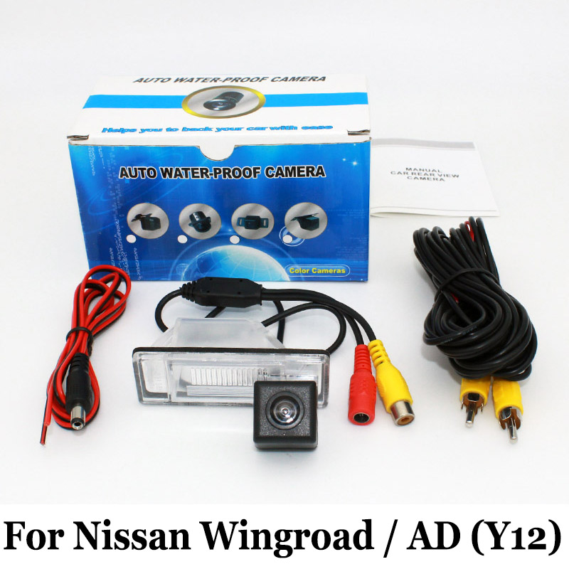 For Nissan Wingroad Ad Y12 Rca Aux Wire Or Wireless Hd: Nissan Wingroad Y11 Wiring Diagram At Shintaries.co