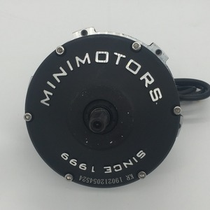 Image 2 - מוטורס סקוטר Minimotors Dualtron 3 10 אינץ ללא רכזת טבעת