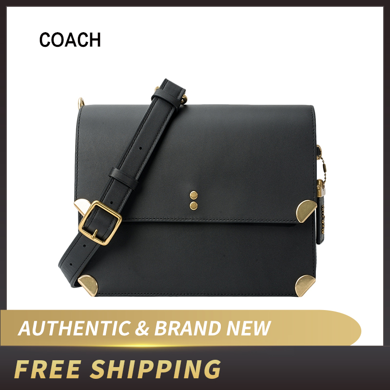 <font><b>COACH</b></font> WOMEN'S LEATHER <font><b>CROSSBODY