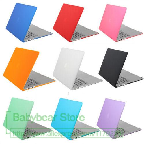Pure color Crystal Laptop Hard Case For Apple Macbook Pro15 2011 Pro ...