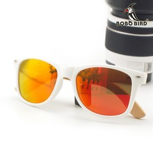 BOBO BIRD CG007e Simple Style Unisex Polarized Sunglasses Wo