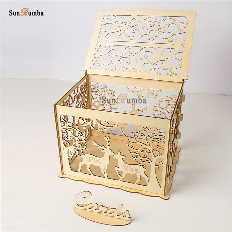 Wedding card box MUW-328-03