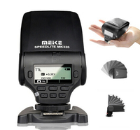 MEIKE MK 320 MK320 TTL flash Speedlite for Sony A7 A7 II A7S A7R A6000 A5000 NEX 7 NEX 6 NEX 5R NEX 5T NEX 3