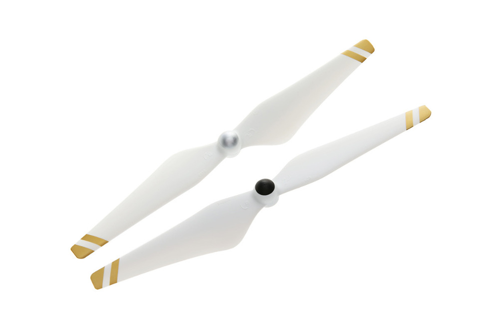 Original DJI Phantom 3 Professional Advanced Standard 4K Self-tightening Propellers 9450 blades 3 types drone pros