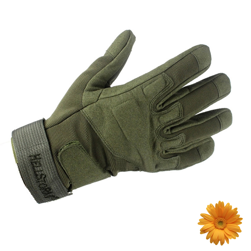 Outdoor Sports Men Tactical <font><b>Gloves</b></font> Cut <font><b>Resistant</b></font> Army Military Half Mittens guantes luva Full Finger Motorcycle Cycling <font><b>Gloves</b></font>