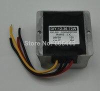 DC 12V(10 20V) Step up to 36V 2A 72W DC Converter Module power adaptor Regulator