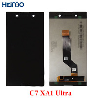 6.0'' Full HD LCD For Sony Xperia XA1 Ultra LCD Display Touch Screen Digitizer For SONY Xperia C7 XA1 Ultra LCD Pantalla Replace