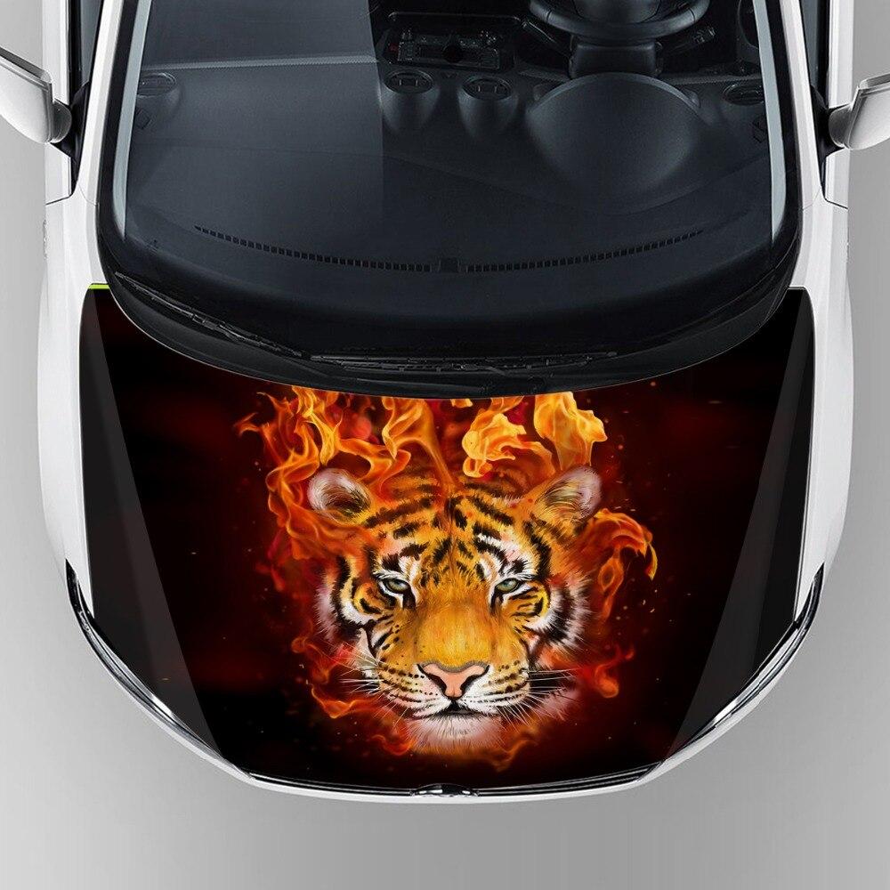 новые царапинам модификация автомобиля стикер 3D печать ярче слышать графика клобука автомобиля bonnent водонепроницаемый съемный наклейка