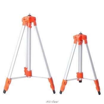 brand new 1 65m aluminum tripod 5m 5 section dumpy laser level staff for rotary laser level Laser Level Tripod 120cm 150cm adjustable tripod with level bubbles Carbon Tripod for Laser Level