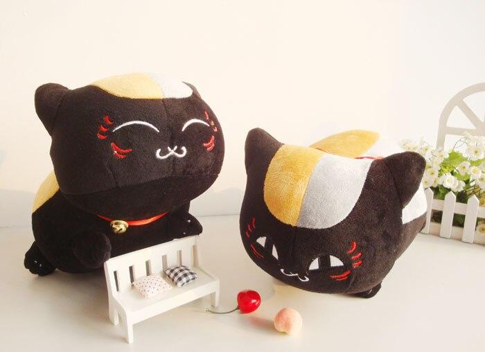 Natsume yuujinchou figurine anime peluche 60 cm natsume yuujinchou chat peluche peluche poupée douce w965