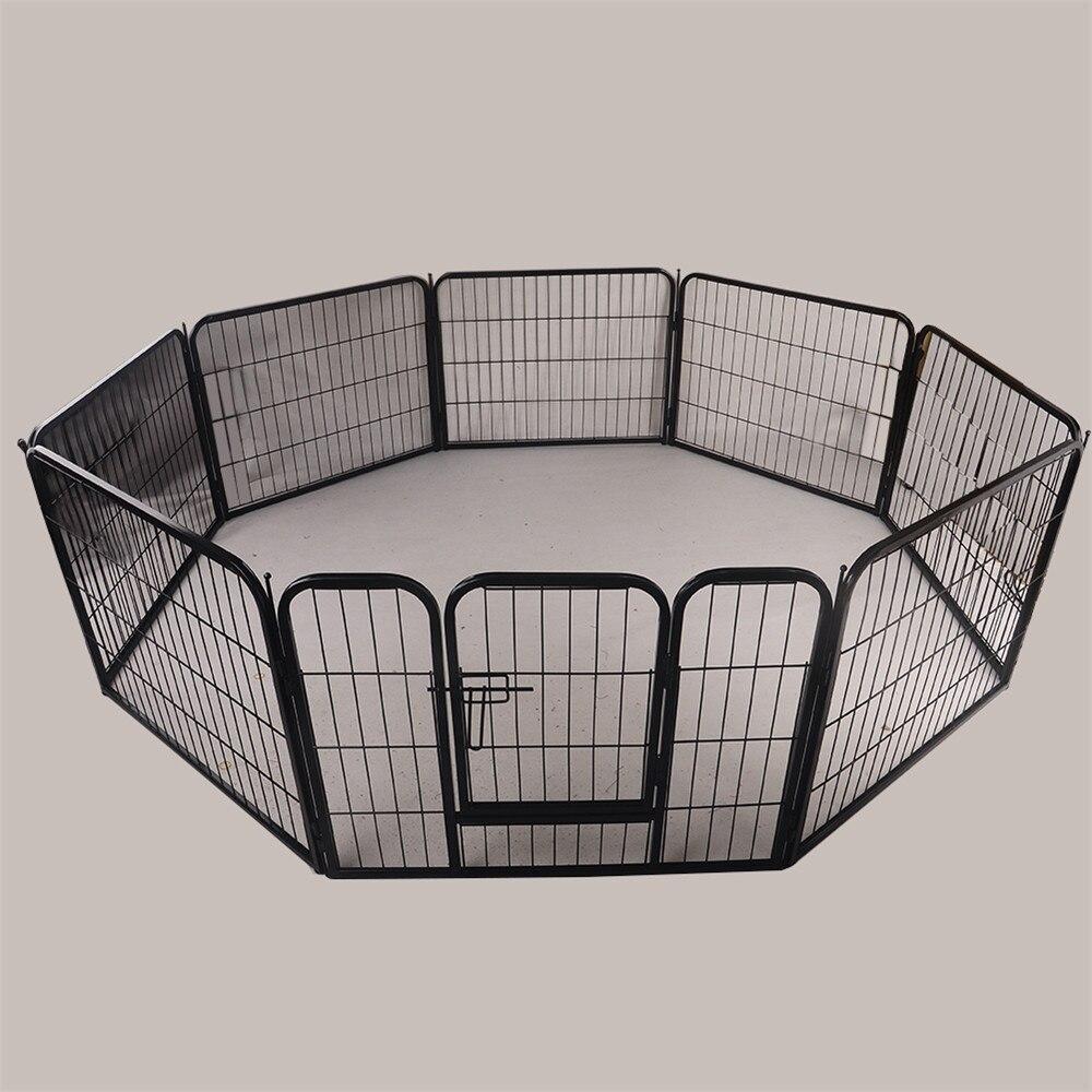 Online kopen wholesale konijn kooi metalen uit china konijn kooi ...