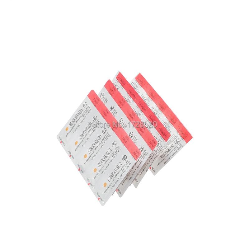 Envío Gratis YABA 20 Unids / lote 1211M1 Magnum Cartuchos de Agujas de Tatuaje