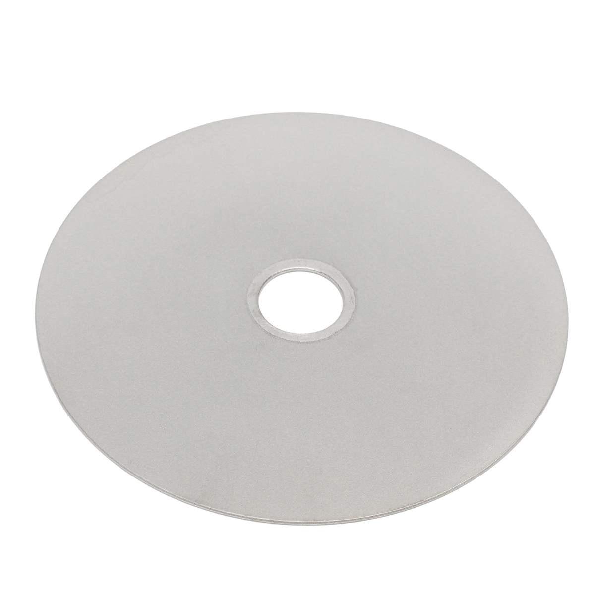 4 Inch 3000 Grit Diamond Coated Flat Lap Wheel Polishing Grinding Disc Grinding Wheel Rotary Tool Diamond Discs Accessories 16mm