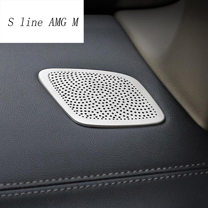 Car Styling AC Front air Outlet Trim Frame Decoration Stickers Covers For <font><b>BMW</b></font> 7 SerieS G11 G12 <font><b>F01</b></font> F02 Interior Auto <font><b>Accessories</b></font> image
