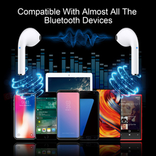 Mini Bluetooth Earphone Headphones For Apple iPhone X XS