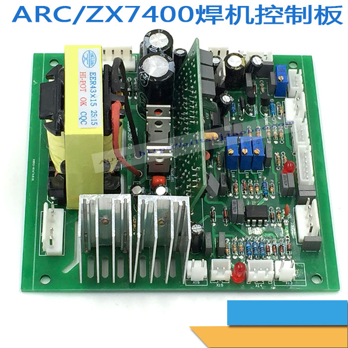 Zx7 315 400 630 Igbt Inverter Welder Control Panel Main Board Circuit Board Home Appliances
