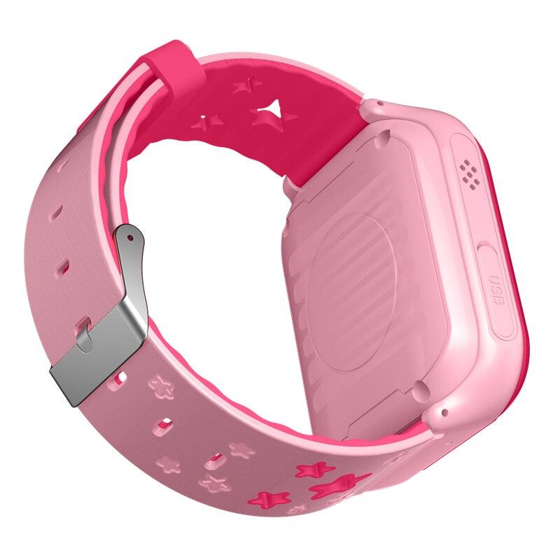 Q402 4G enfants GPS montre intelligente localisation dispositif Tracker SOS appel enfant sain intelligent Fitness sûr bébé montre intelligente écran tactile - 3