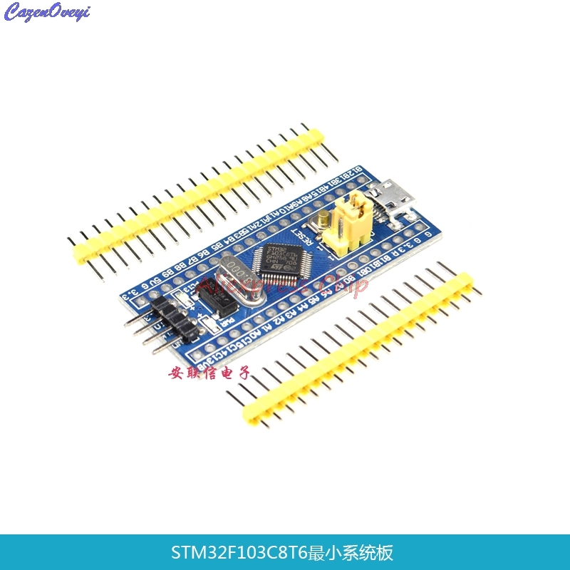 1pcs/lot STM32F103C8T6 ARM STM32 Minimum System Development Board Module In Stock