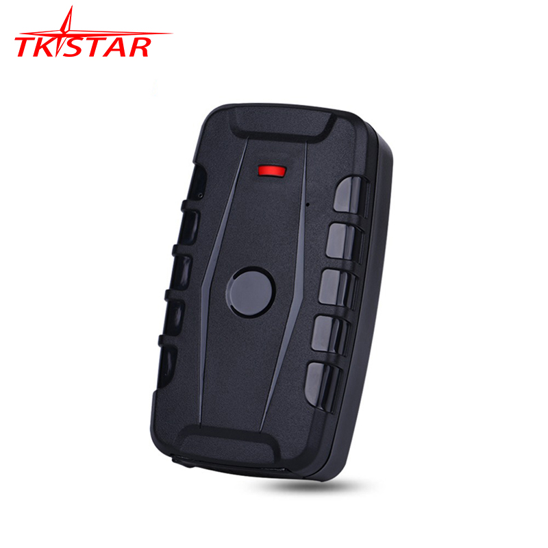 Traqueur de GPS de voiture de 2G LK209B dispositif de suivi de véhicule localisateur de GPS traqueur de GSM GPRS 120 jours de temps de veille aimant puissant imperméable à l'eau