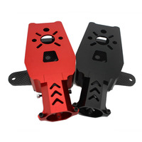 Alloy 30mm Tube Clip Motor Mount For Large Drone Multirotor Frame Quadcopter Hexacopter Drones Pesticide Spraying