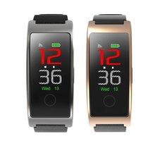 CK11C IP67 Водонепроницаемый Smartband Bluetooth 0,96 ips цветной экран умный спортивный браслет шагомер Мода монитор сердечного ритма часы