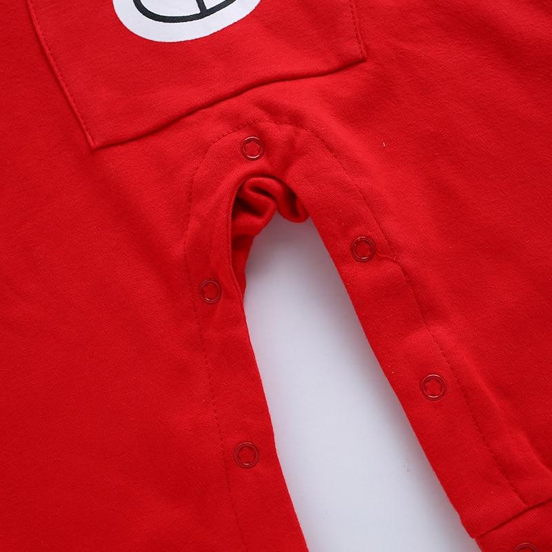 Bawełniane spodenki dziecięce Spodnie dziewczęce Dla noworodków - Odzież dla niemowląt - Zdjęcie 6